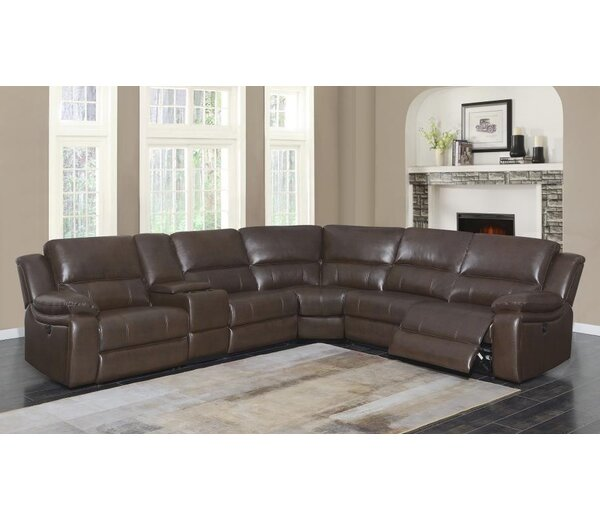 Cecilia Reclining Sectional by Red Barrel Studio