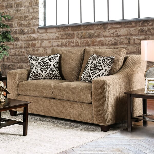 Bairdford Loveseat by Darby Home Co