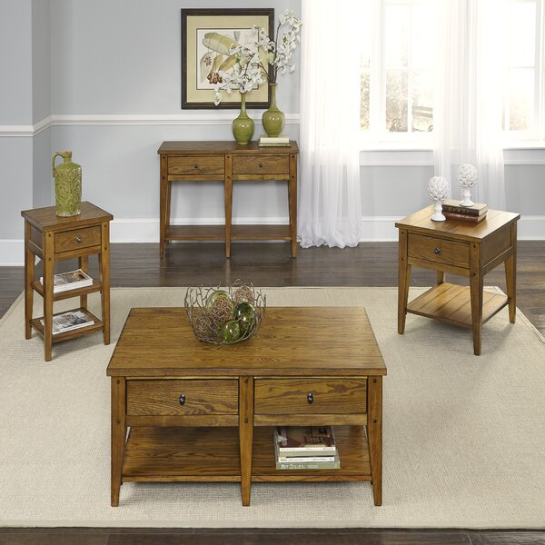 Kalene 5 Piece Coffee Table Set By Loon Peak