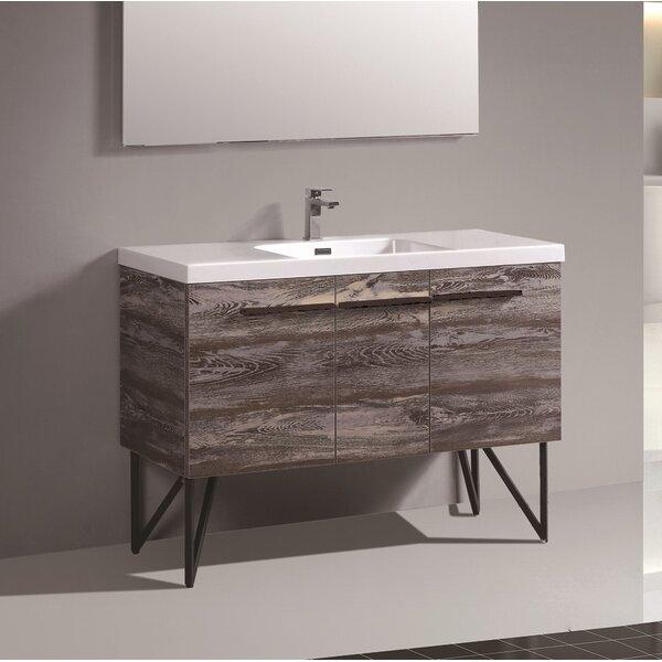 Perillo 47 Single Bathroom Vanity Set by George Oliver