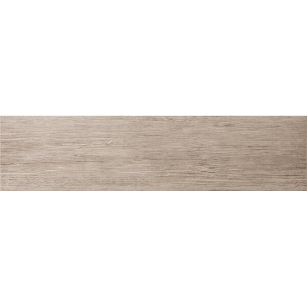 Country 6 x24 Porcelain Wood-Look Tile in Francis by Emser Tile