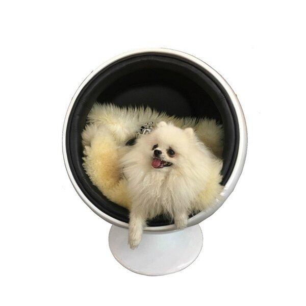 Bradfield Dog Swivel Balloon Chair by Tucker Murphy Pet Tucker Murphy™ Pet