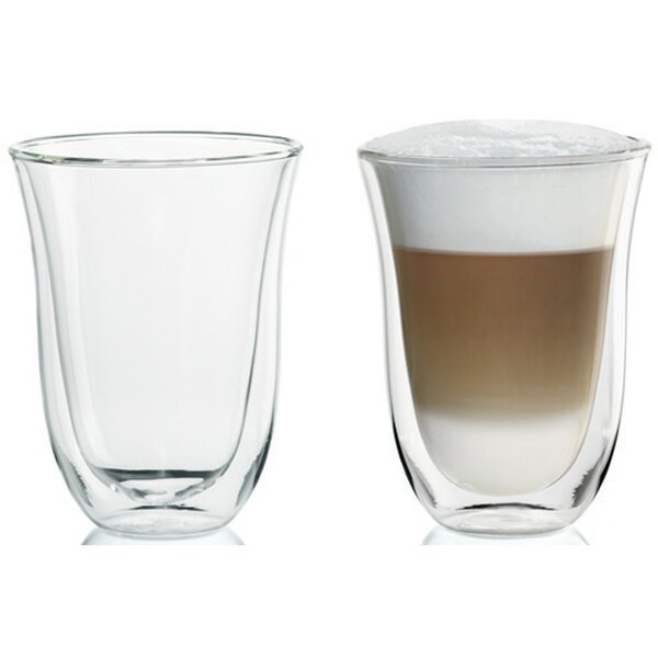Latte Insulated Tumbler (Set of 2) by DeLonghi