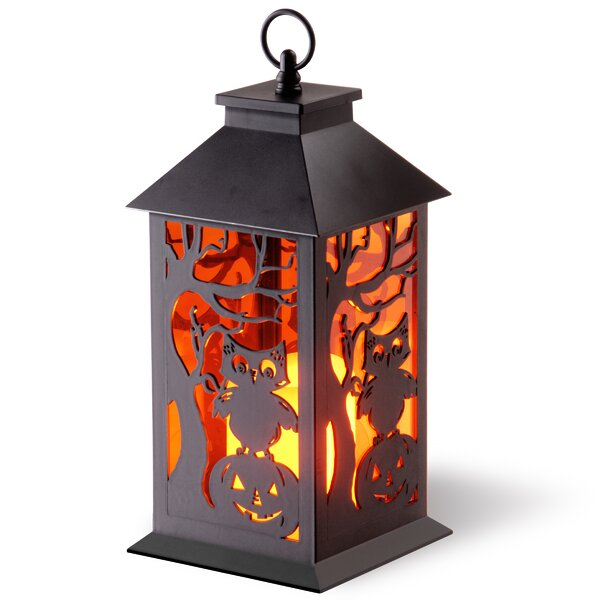 Halloween Lamp by National Tree Co.