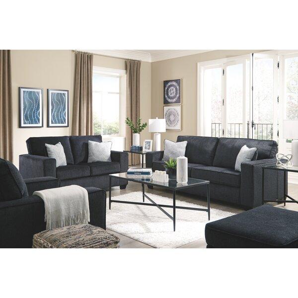 Rima Sleeper Configurable Living Room Set by Latitude Run