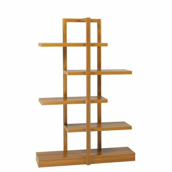 Cliff Etagere Bookcase by Corrigan Studio