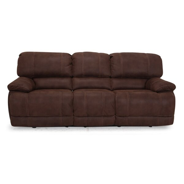 Rankin Power Reclining Sofa by Red Barrel Studio