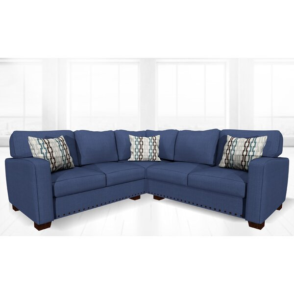 Cressing Symmetrical Sectional By Latitude Run