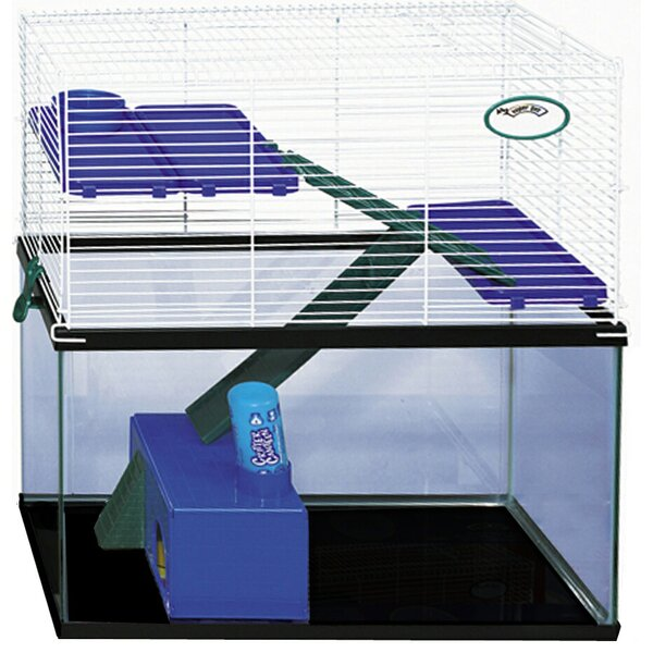 Tank Topper Small Animal Cage by Super Pet