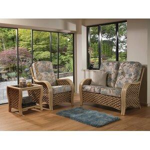 3-tlg. Couchgarnitur Beazley von Rosalind Wheeler