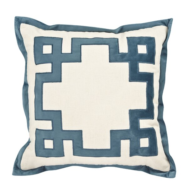 Monmouth Throw Pillow by Rosecliff Heights