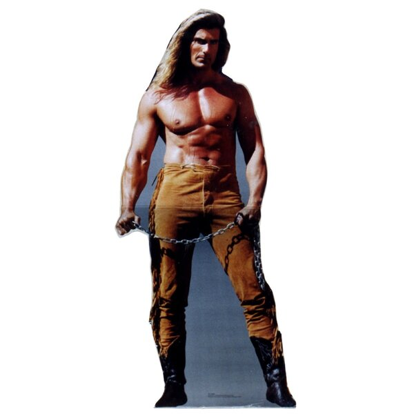 Fabio Cardboard Stand-up by Advanced Graphics