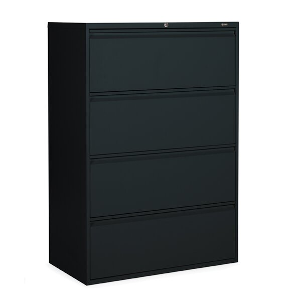1900P Series 4-Drawer  File by Global Total Office