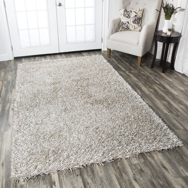 Kempton Handmade Silver Area Rug by The Conestoga Trading Co.