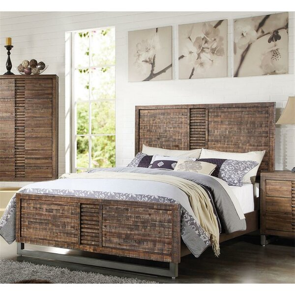 Treutlen Standard Bed by Loon Peak