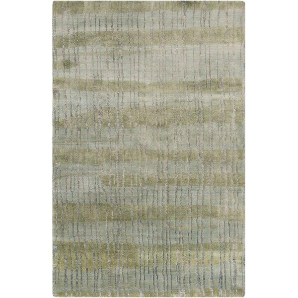 Luminous Moss/Light Gray Area Rug by Candice Olson Rugs