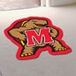 NCAA University of Maryland Mascot Mat by FANMATS
