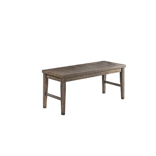 Good Burkhalter Pines Wood Bench