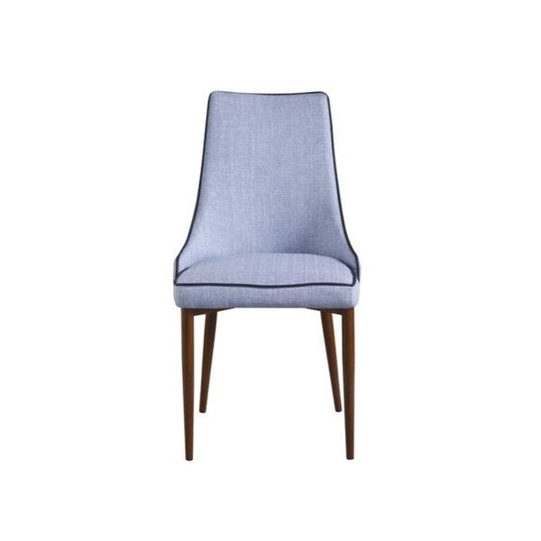 Liner Upholstered Dining Chair by Wrought Studio