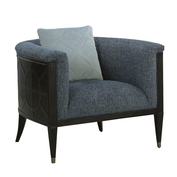 Fann Barrel Chair by Darby Home Co