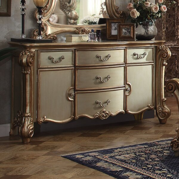 Welles 5 Drawer Dresser by Astoria Grand
