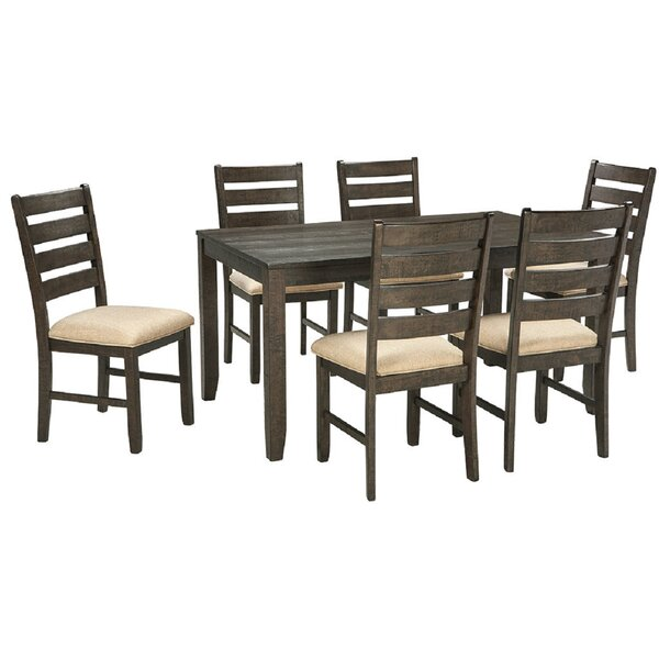 Margr 7 Piece Dining Set by Canora Grey