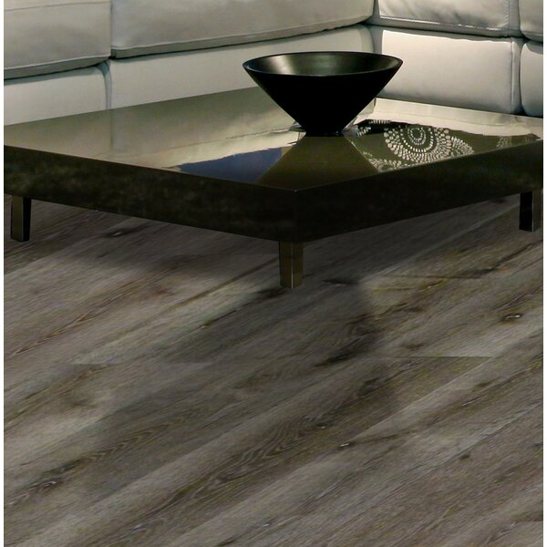 Oasis 8 x 48 x 12mm European Oak Laminate Flooring in Mohavi by All American Hardwood
