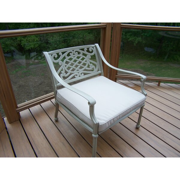 Tacoma Deep Seating Chair with Cushion by Oakland Living