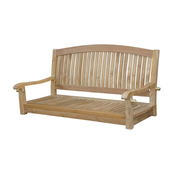 Del-Amo Teak Porch Swing by Anderson Teak