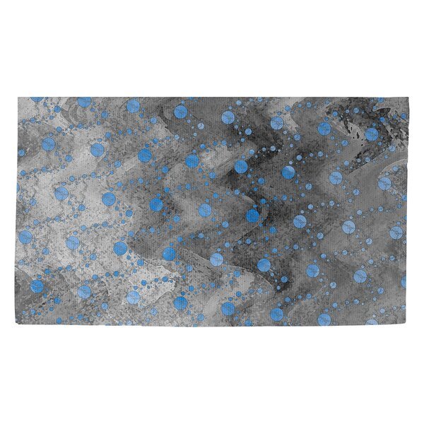 Galle Planets and Stars Non-Slip Indoor Door Mat