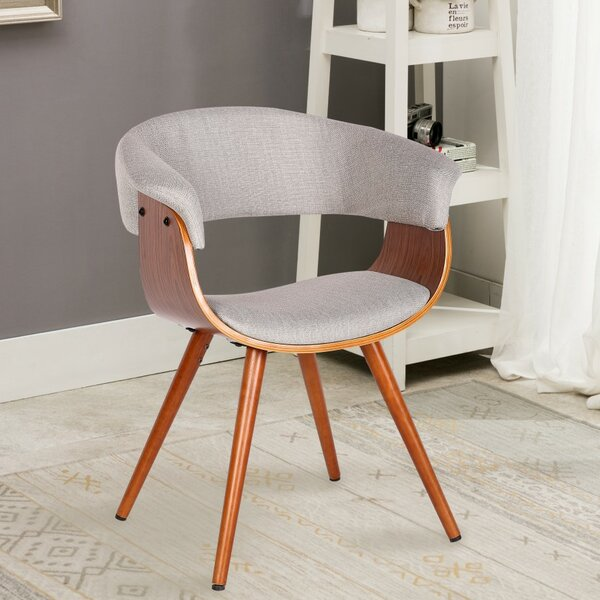 Garley Upholstered Dining Chair by George Oliver