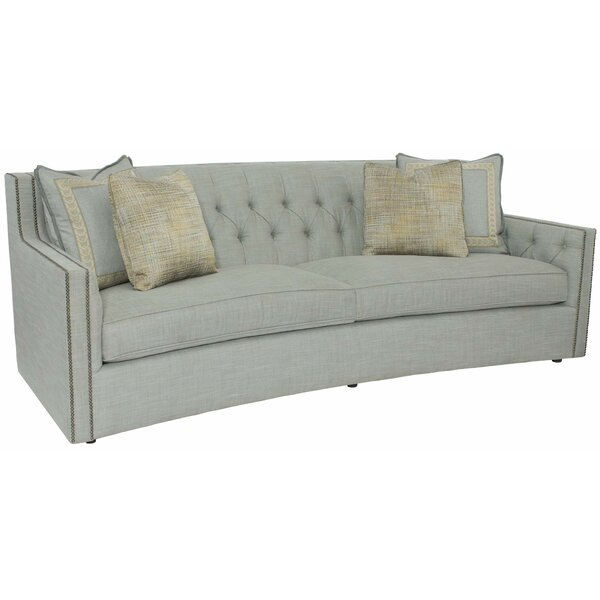 Chic Candace Sofa by Bernhardt by Bernhardt