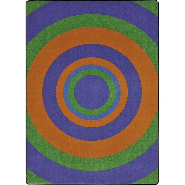 Violet Area Rug by The Conestoga Trading Co.
