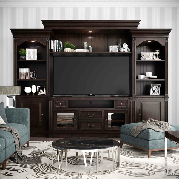 Wagnon Entertainment Center For TVs Up To 70