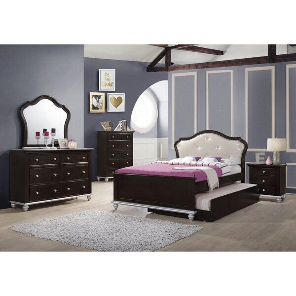 Johnny Panel Configurable Bedroom Set by House of Hampton