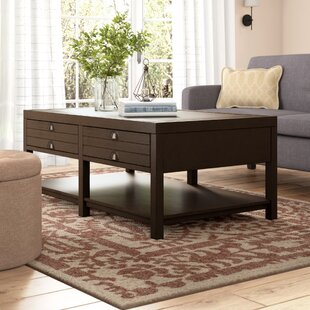 Delvalle Rectangle Coffee Table Laurel Foundry Modern Farmhouse