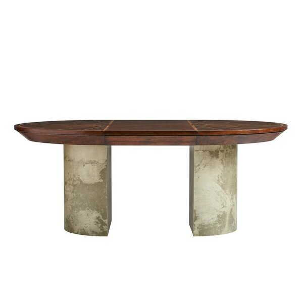 Havana Crossing La Rampa Drop Leaf Dining Table by