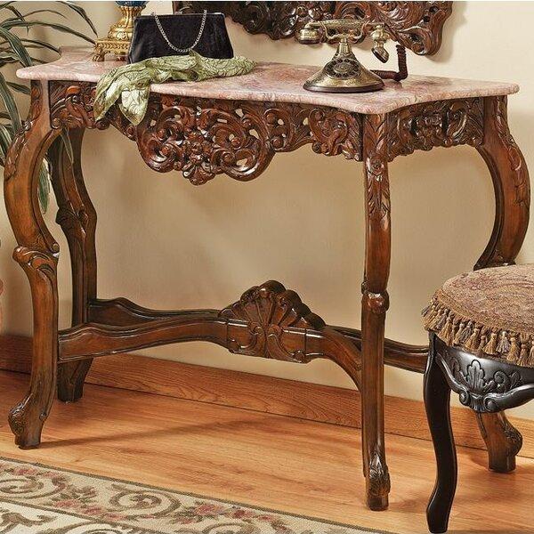 The Dordogne Console Table By Design Toscano