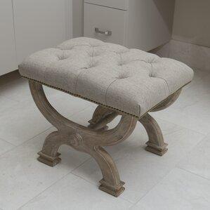 cleopatra vanity stool