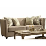 Southa 84 Square Arm Sofa by Canora Grey