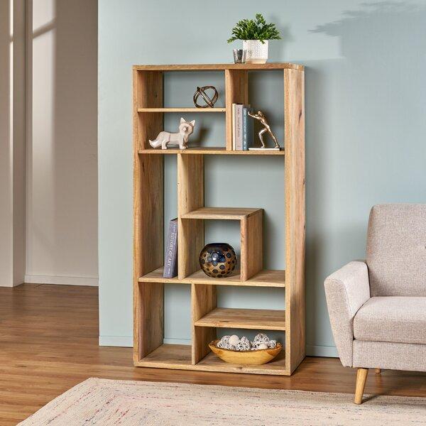 Geometric Bookcase by Ivy Bronx Ivy Bronx