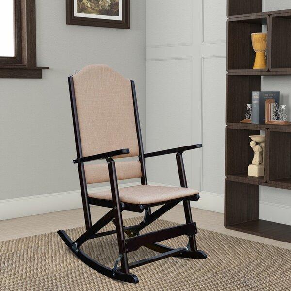 Braelyn Rocking Chair By Ebern Designs