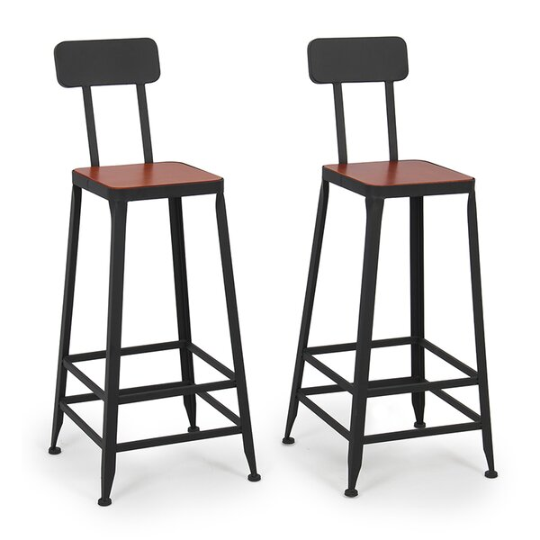 29.5 Counter Height Bar Stool (Set of 2) by Belleze