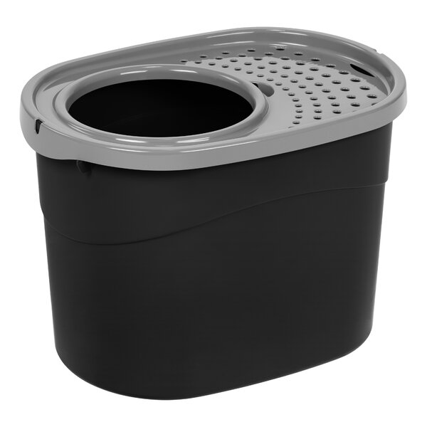 Roo Top Entry Litter Box by Tucker Murphy Pet