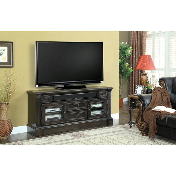 Mcpherson Solid Wood TV Stand For TVs Up To 75