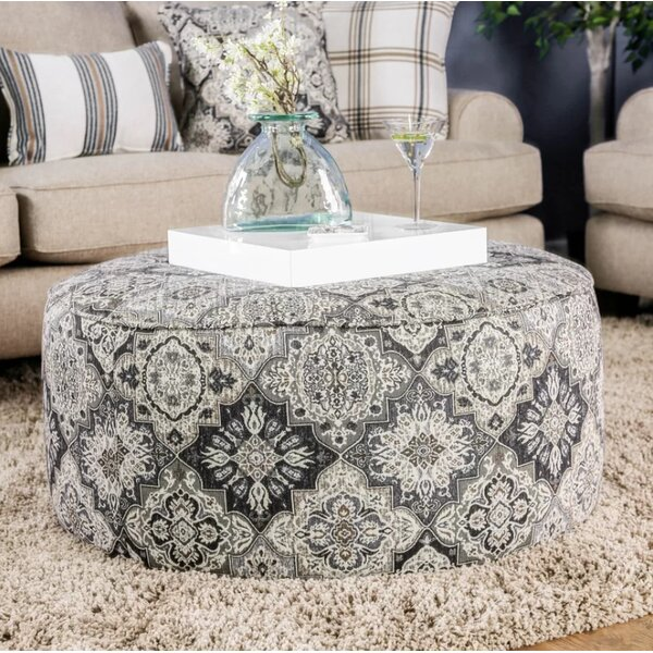 Pearson Cocktail Ottoman by Canora Grey
