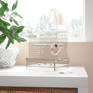 Acrylic Jewelry Stand Rebrilliant
