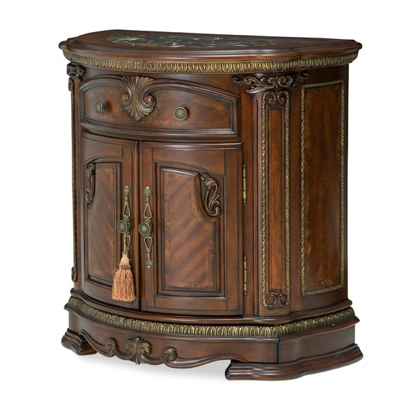 Bella Veneto 2 Drawer Nightstand by Michael Amini