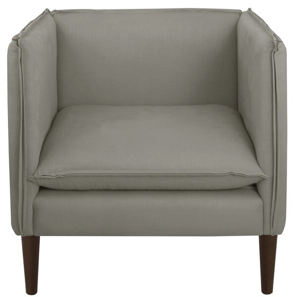 Dengler French Armchair by Darby Home Co