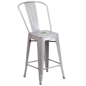 sc 1 st  Wayfair & Metal Bar Stools Youu0027ll Love | Wayfair islam-shia.org